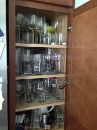 pint glass display cabinet breaking a beer glass pain handwritten short on beer