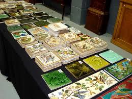 hans van lemmen historical tiles tile collecting