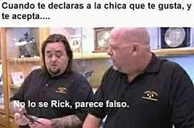 Meme Rick - no lo se rick meme subido por reypacheco memedroid