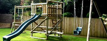 playahead treehouses and climbing frames