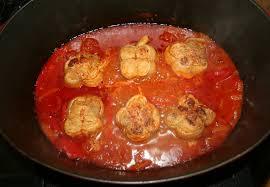 cuisiner les paupiettes de porc paupiettes de porc à la basquaise amafacon
