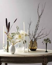 Fall Centerpieces With Feathers by Fall Flower Arrangements Martha Stewart