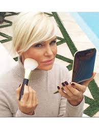 natural color of yolanda fosters hair what we re buying yolanda foster s high end bronzer yolanda