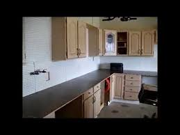 Inexpensive Garage Cabinets Building Countertops For Garage Cabinets Youtube