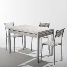 petites tables de cuisine table extensible 4 pieds