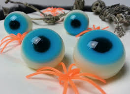 Halloween Eyeball Lights How To Make Gummy Jello Eyeballs Festapor Pinterest Jello