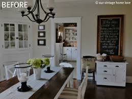 Diy Farmhouse Kitchen Table I Heart Nap Time Vintage Home Love Dining Room Table
