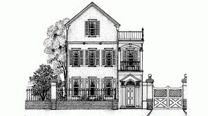 federal house plans charleston charm hwbdo64080 adam federal from builderhouseplans