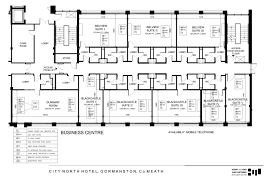 100 floor plan hotel gallery of residential office and