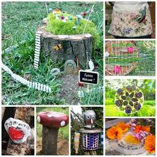 Idea For Garden Garden Crafts Challenge Diy Garden Crafts Ideas Ted