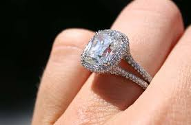 cushion cut split shank engagement rings engagement rings basic mounting styles pricescope