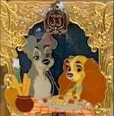 club 33 lady tramp pin 2017 disney pins blog