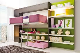 Bedroom Wa by Shelving Interesting Wall Shelf For Bunk Bed Contemporary