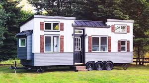 Tiny House Movement by The Most Beautiful Tiny House On Wheels Pacific Pearl From