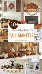 thanksgiving mantel 30 amazing fall decorating ideas for your fireplace mantel