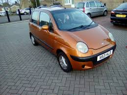 vauxhall ford daewoo matiz cheap car ford vauxhall vw in wellingborough