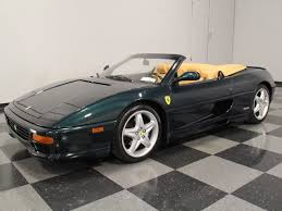 1998 f355 spider for sale green 1998 f355 spider for sale mcg marketplace