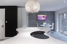 Curved Kitchen Designs Contemporary Curved Kitchen Designer Astounding Interiors