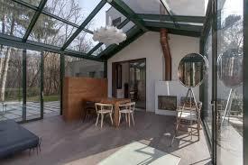 vetrata veranda rinnovo con veranda vetrata un giardino d inverno nel bosco
