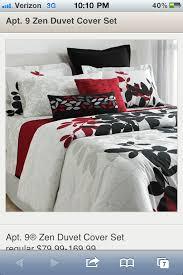 Zen Bedding Sets Black Grey And White Bed Set Kohls Country Living