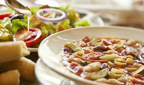olive garden family meal deal coupon 5 for unlimited breadsticks soup and salad at olive