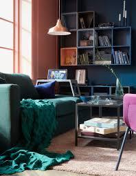 an inviting living room setup