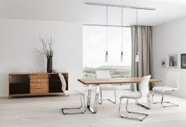 modern dining room table sweety white fabrics seat arm chairs nice
