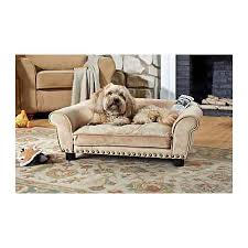 enchanted home pet dreamcatcher dog sofa 32 5 by 21 by 12 inch