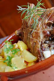 viande facile à cuisiner cuisse de dinde au four et pommes de terre rôties recette facile