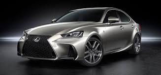2017 lexus is facelift to be revealed april 25th redflagdeals