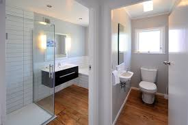 Galley Bathroom Design Ideas by Before And After Diy Bathroom Renovation Ideas Idolza