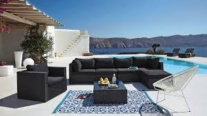 canape d exterieur design salon de jardin design meubles d extérieur et astuces d