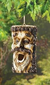 wood carved owl bird house source awesome carved birdhouse source