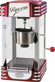 Retro Toaster And Kettle Nostalgia Electrics 10 Cup Retro Kettle Popcorn Maker Red Rkp 630