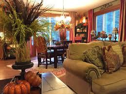 Tuscan Home Design The Tuscan Home Autumn Decor A Peek Around Filled House Idolza