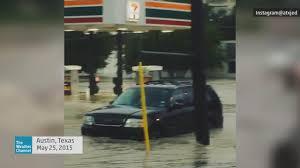 Austin Weather Radar Map by Video Floodwaters Engulf Austin Texas
