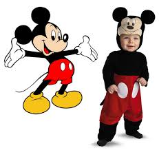 mickey mouse toddler costume simple mickey mouse costumes for kids