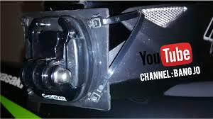 Gopro Di Gopro Dirt Bike Helmet Chin Mount Motovlog The Moto