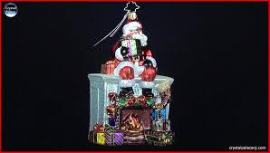 radko santa mantel ornament