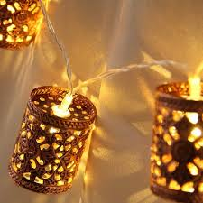 Battery Run Fairy Lights by Online Shop Steel Retro Round Lantern Battery Operated Led Fairy