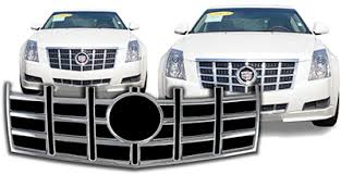 2011 cadillac cts grille grille overlays fit grille coast to coast international