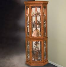 Best Corner Curio Cabinet Curio Cabinet Wall Curio Cabinet Target Best Home Furniture
