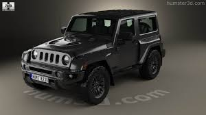jeep wrangler 2 door hardtop black 360 view of jeep wrangler project kahn jc300 chelsea black hawk 2