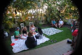 Backyard Graduation Party by Outdoor Graduation Party Ideas Graduation Party Ideas Party