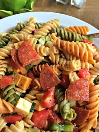 Best Pasta Salad by The Best Pasta Salad The Ginger Bread
