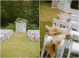 Backyard Bbq Reception Ideas Simple Outdoor Wedding Decor Siudy Net
