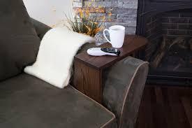 sofa arm table buildsomething com