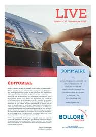 groupe bollor si ge social bollorelogisticslive 17 fr by bolloré logistics issuu