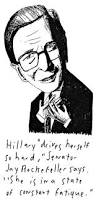 how hillary became a politician the new yorker