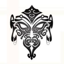 dessin tribal facile image detail for maori face tattoo by b rox u on deviantart